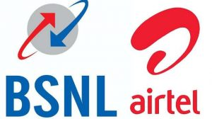 BSNL and Airtel offer almost similar broadband plans